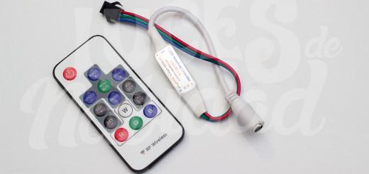 Pixeles de Led Controlador RF