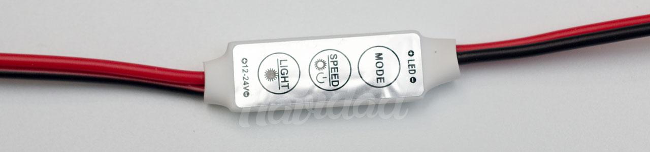 controlador tira de led monocolor