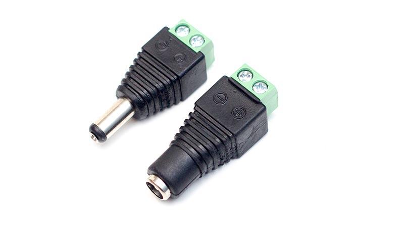 Conector Voltaje 2.5mm