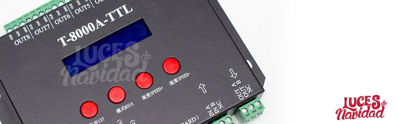 controlador t8000attl