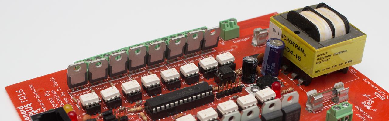 Controlador Renard 16 Mexico