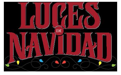Luces de Navidad México Logo