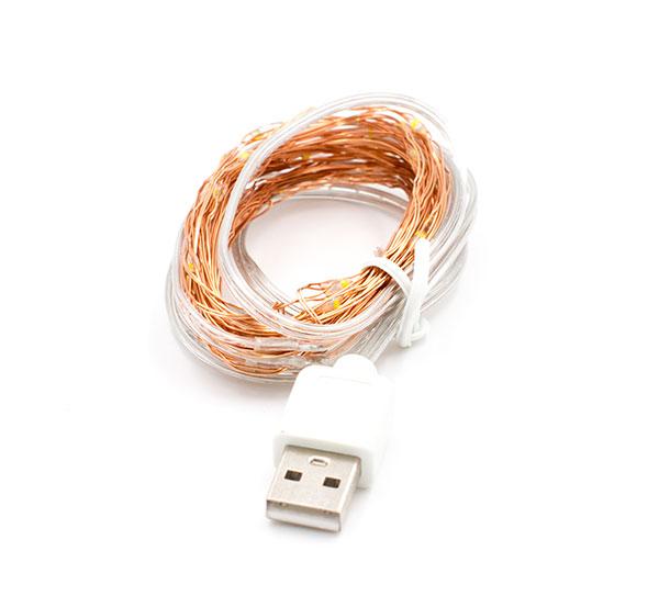 Luz Hada USB