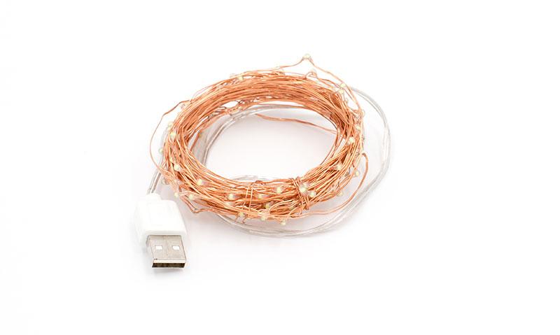 Alambre de Cobre 5M USB